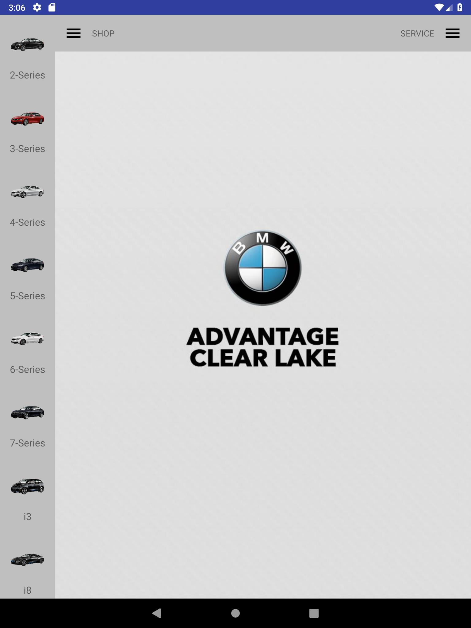 Advantage Bmw Of Clear Lake For Android Apk Download