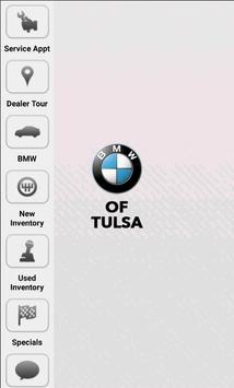 BMW of Tulsa poster