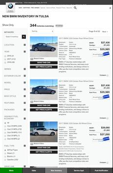 BMW of Tulsa apk screenshot