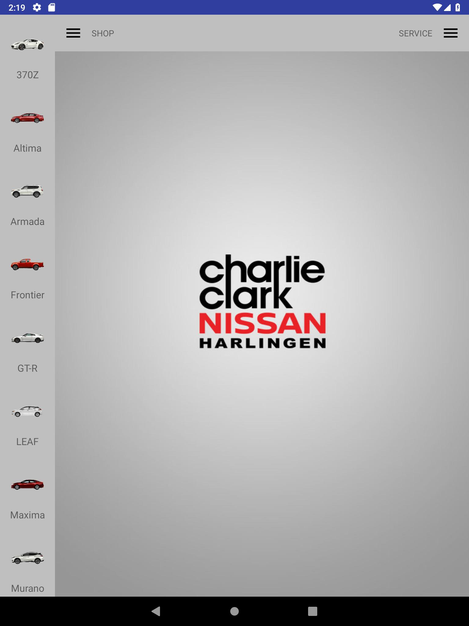 Charlie Clark Nissan Harlingen >> Charlie Clark Nissan Harlingen For Android Apk Download