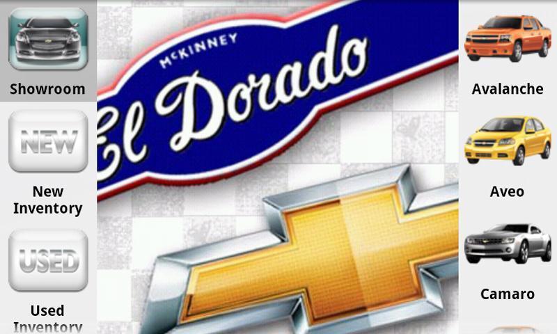 El Dorado Chevrolet For Android Apk Download