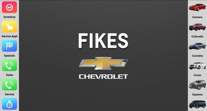 Fikes Chevrolet apk screenshot
