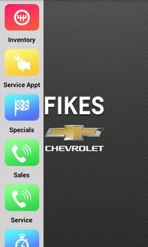 Fikes Chevrolet poster