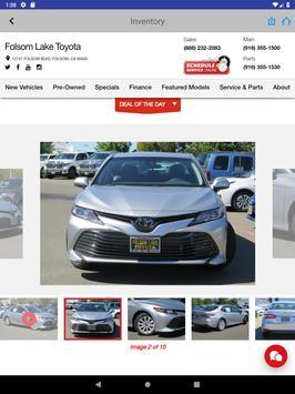Folsom Lake Toyota screenshot 8