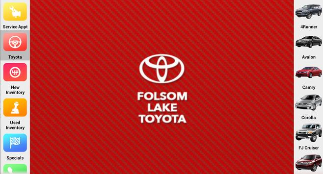 Folsom Lake Toyota apk screenshot