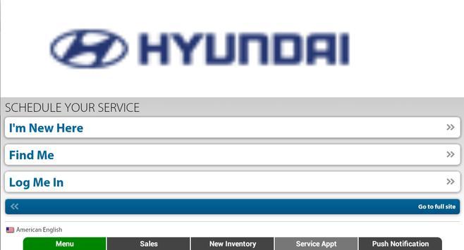 Gene Messer Hyundai screenshot 6