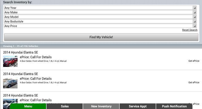 Gene Messer Hyundai screenshot 9