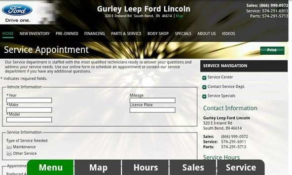 Gurley Leep Ford >> Gurley Leep Southside Ford For Android Apk Download