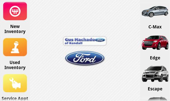 Gus Machado Ford Kendall >> Gus Machado Ford Of Kendall For Android Apk Download