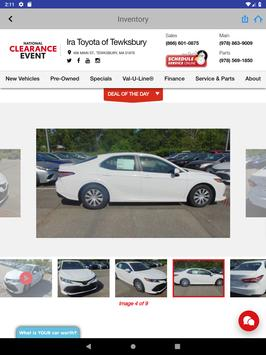 Ira Toyota of Tewksbury screenshot 8