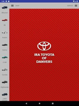 Ira Toyota of Danvers screenshot 5