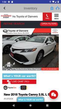 Ira Toyota of Danvers screenshot 3