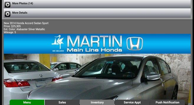 Main Line Honda apk screenshot