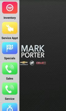 Mark Porter GM poster