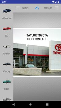Taylor Toyota of Hermitage poster
