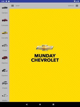 Munday Chevrolet screenshot 10