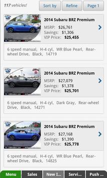 Olathe Subaru Dealer App apk screenshot