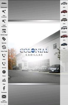 Colonial Cadillac apk screenshot