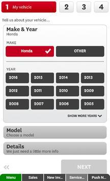 Palladino Honda screenshot 3
