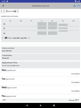 Nissan of Mobile screenshot 9