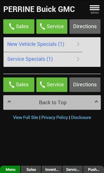 Perrine Buick GMC apk screenshot