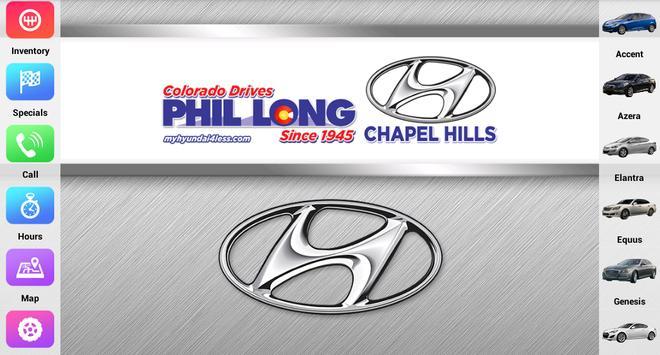 Hyundai Chapel Hills apk screenshot