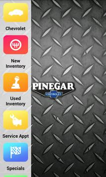 Pinegar Chevrolet poster
