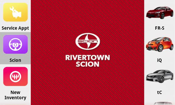 Rivertown Scion poster