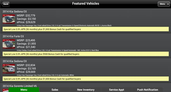 Shawnee Mission Kia apk screenshot