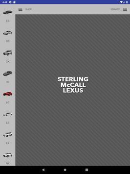 Sterling McCall Lexus screenshot 10