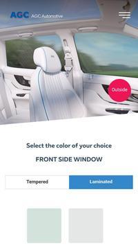 AGC Automotive EU Glass Range screenshot 7