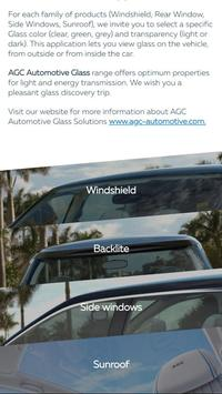 AGC Automotive EU Glass Range screenshot 1