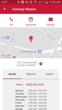 Downey Nissan Connect poster