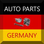 Auto Parts Germany icon