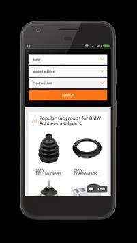 Auto Parts Germany screenshot 7