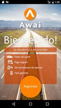 AWAI poster