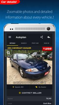 Cars For Autopten Apk Screenshot