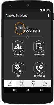 Autorec Solutions poster