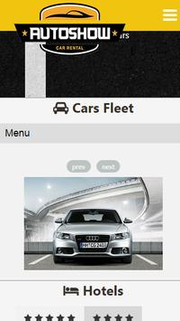 Auto Show Rent a Car screenshot 3