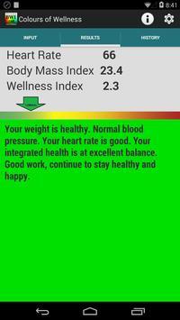Colours of Wellness screenshot 1