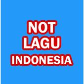 Kumpulan Not Angka Lagu Indonesia icon