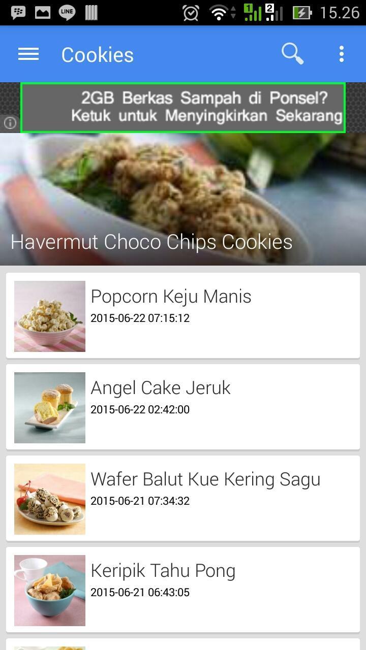 18 Ribu Lebih Resep Masakan For Android Apk Download