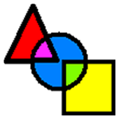 Geometric or Color Dash icon
