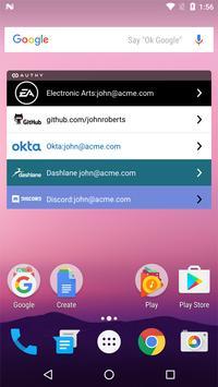 Authy 2-Factor Authentication apk スクリーンショット