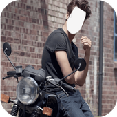 Bike Suits Photo Frames icon