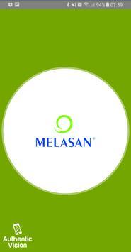 Melasan poster