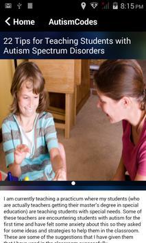 AutismCodes apk screenshot