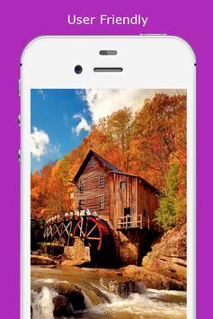 Autumn Wallpaper HD apk screenshot