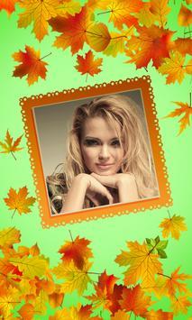 Autumn Photo Frames screenshot 4