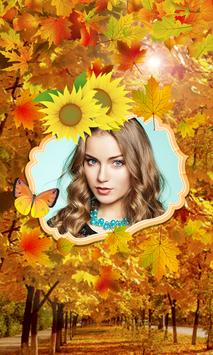 Autumn Photo Frames screenshot 3